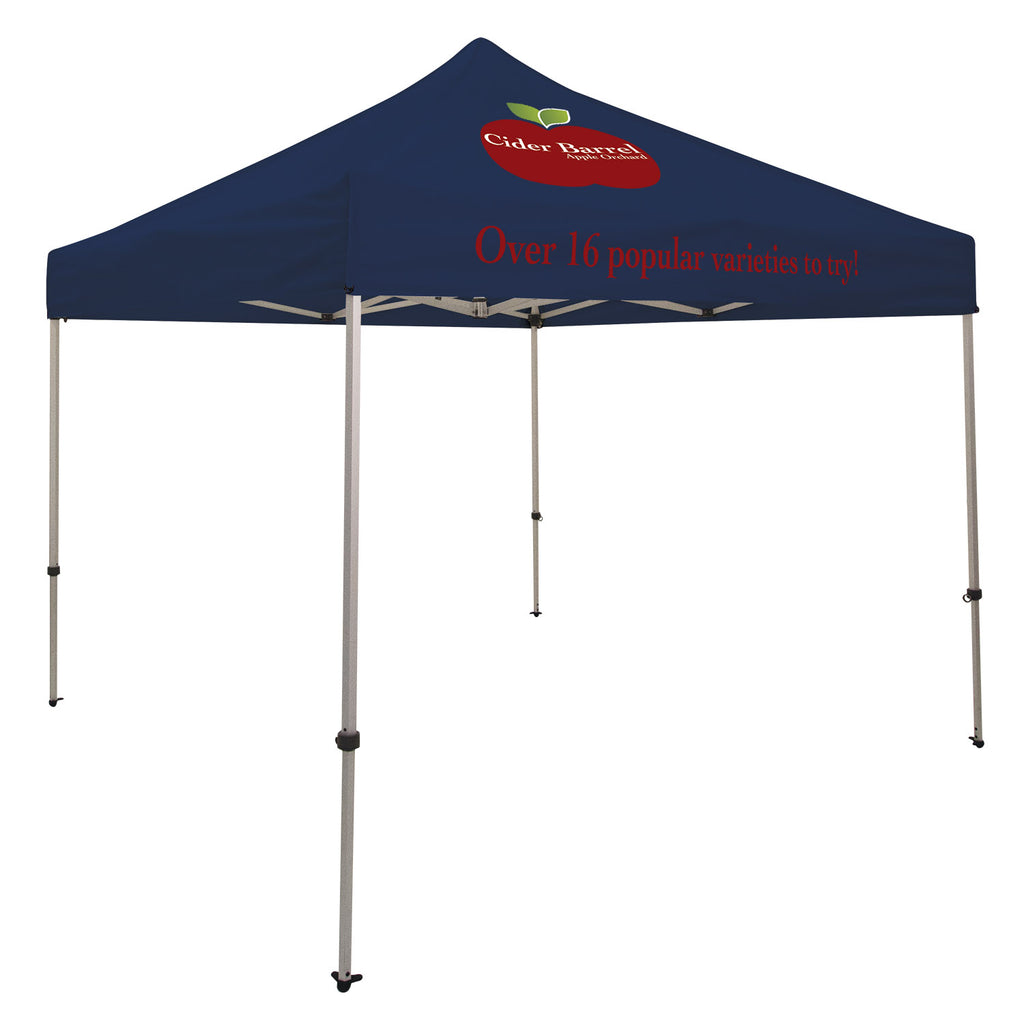 Ultimate 10' Tent Kit (Full-Color Imprint, Two Locations)