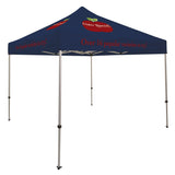 Ultimate 10' Tent Kit (Full-Color Imprint, Eight Locations)
