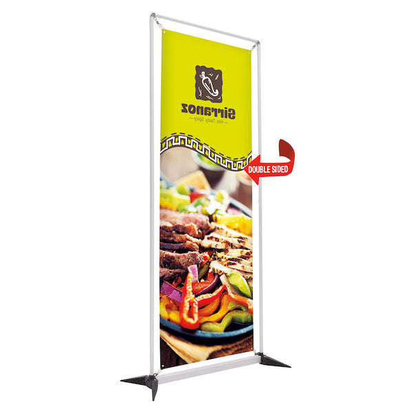 3.5' FrameWorx Display (2-Sided, 13 oz. Smooth Vinyl)