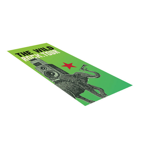Performer Replacement Banner (18 oz. Vinyl, Single-Sided)