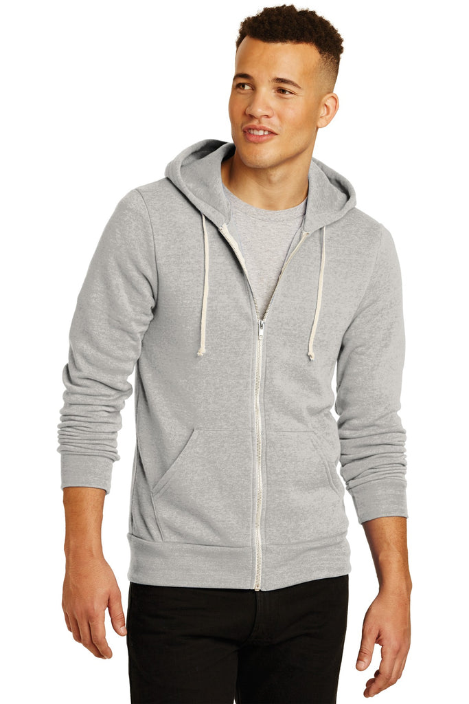 "Alternative  Rocky Ecoâ""¢-Fleece Zip Hoodie. AA9590"
