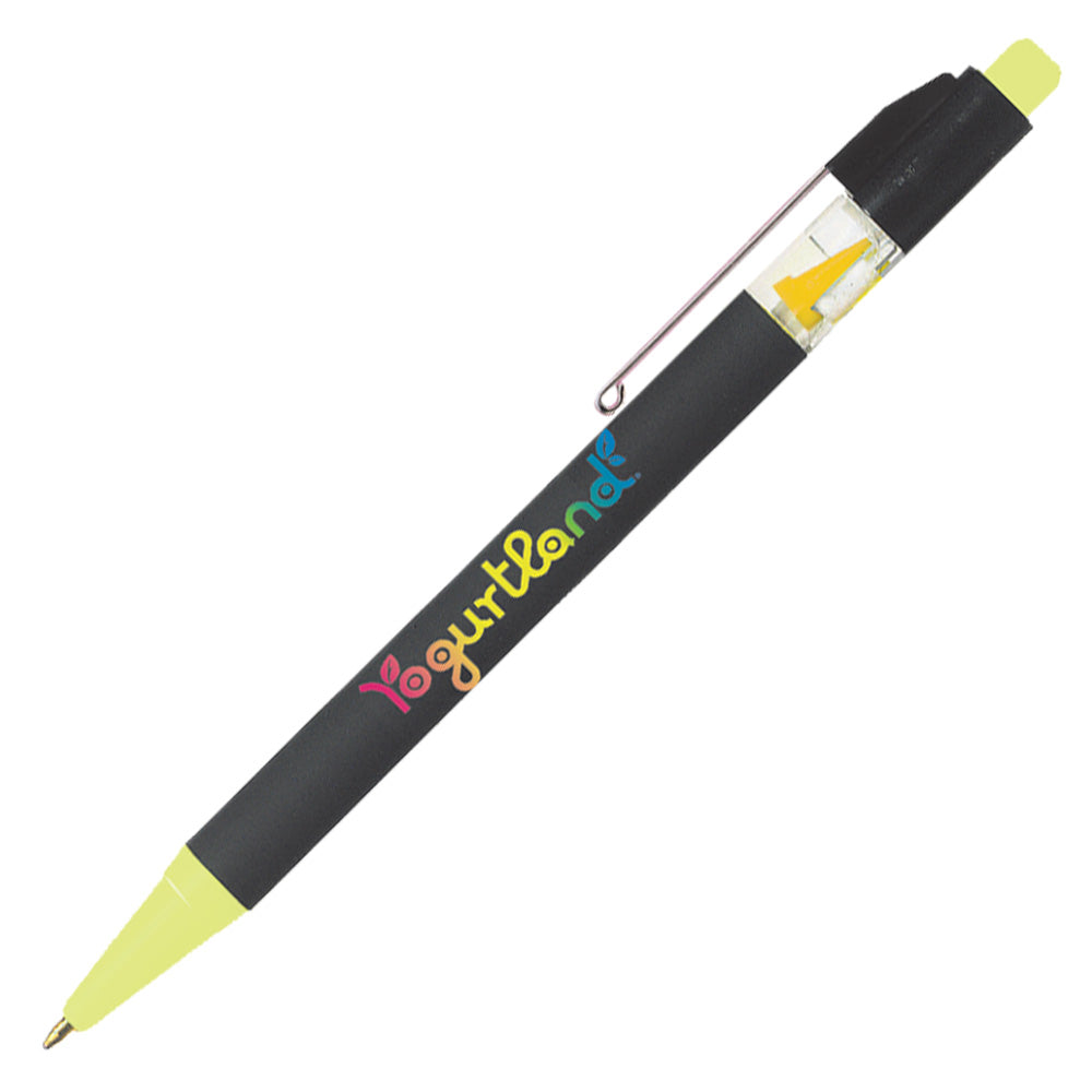 Neon Click-It Pen