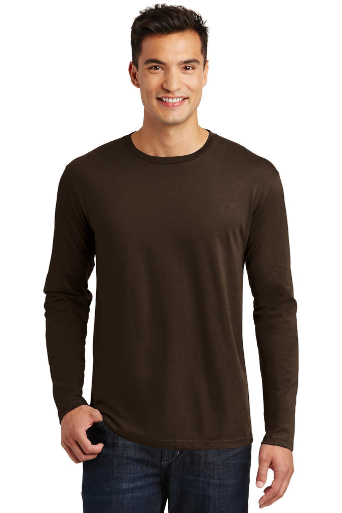 District  Perfect Weight Long Sleeve Tee. DT105