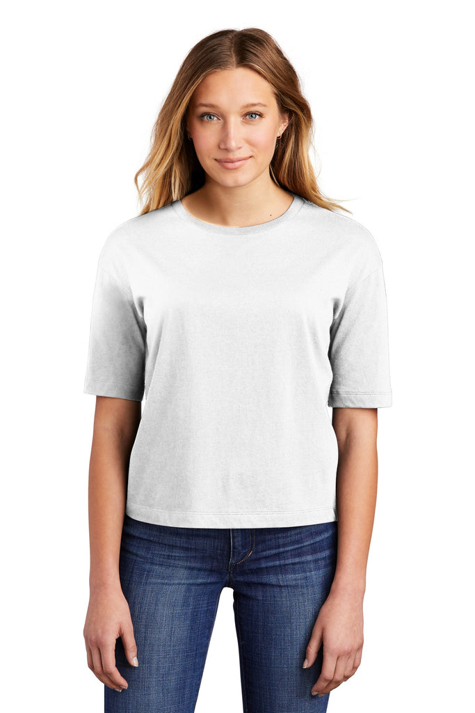 "District  Women's V.I.T. â""¢ Boxy Tee DT6402"
