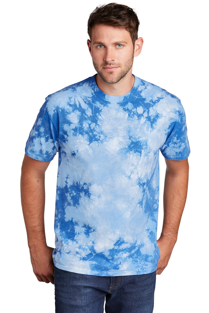 Port & Company  Crystal Tie-Dye Tee PC145