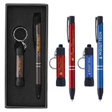 Flashlight Pens Tres-Chic & Chroma Midnight Gift Set - ColorJet