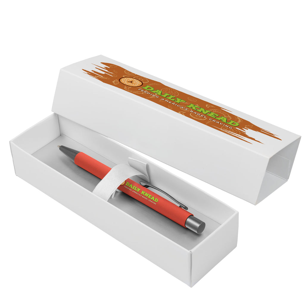 Bowie Softy Gift Box - ColorJet on Pen and Box