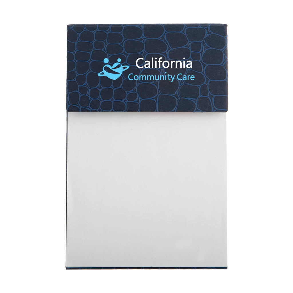 Gator Note Pad w/ Sticky Notes - ColorJet