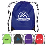 Cinche & Drawstring Bags Broadway - Drawstring Backpack - 210D Polyester