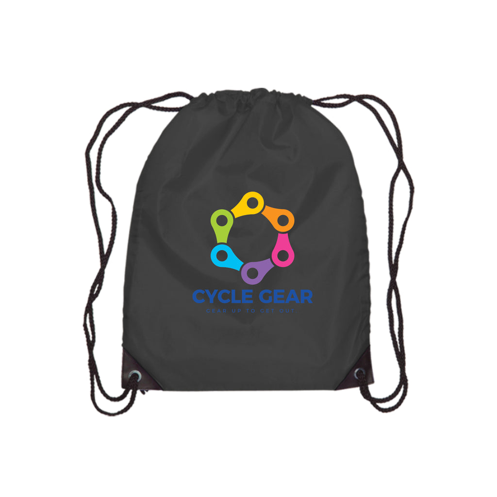 Broadway - Drawstring Backpack - 210D Polyester - ColorJet