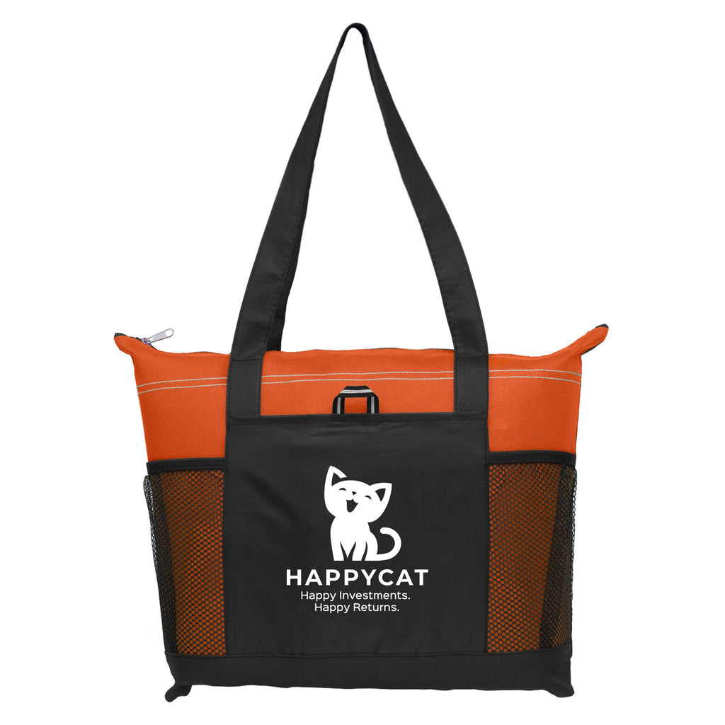 Downtown - Non-Woven Tote Bag