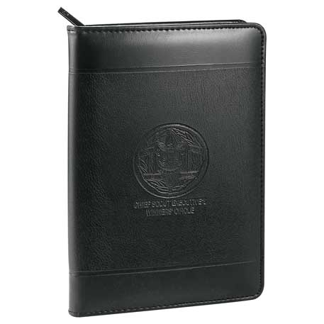 windsor-impressions-jr-zippered-padfolio