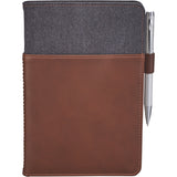 alternative-canvas-leather-wrap-bound-notebook