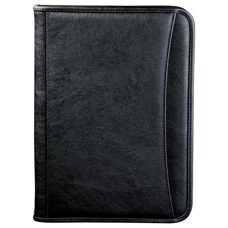 durahyde-zippered-padfolio