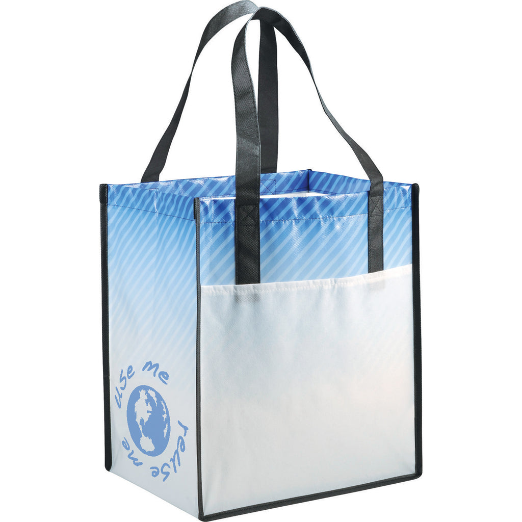 big-grocery-striped-laminated-non-woven-tote