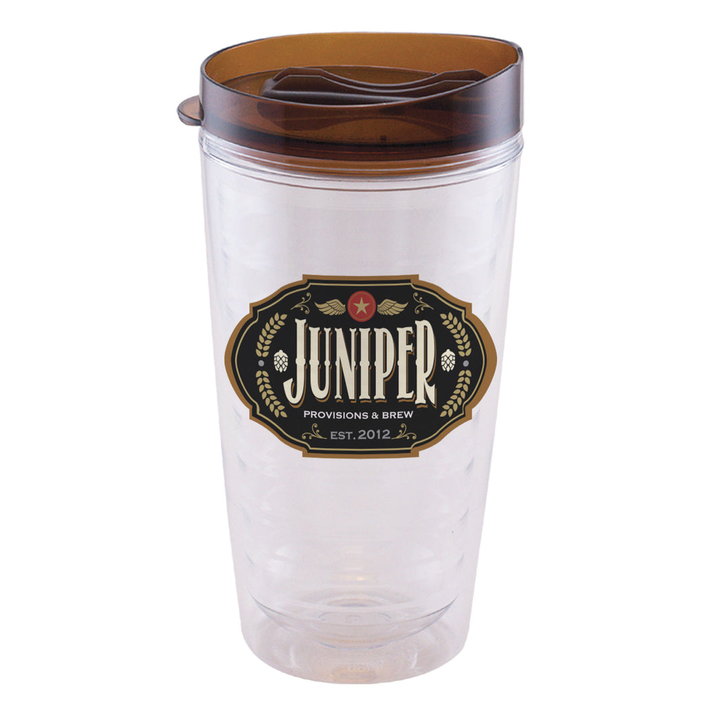 Tornado - 16 oz. Double Wall Tritan Tumbler - ColorJet