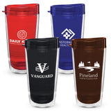 Cups & Mugs Tornado Colors - 16 oz. Double Wall Tritan Tumbler