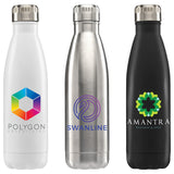 Bottles Ibiza - 17 oz. Double-Wall Stainless Bottle - ColorJet