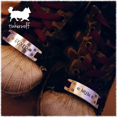 Breed Mum trainer tags