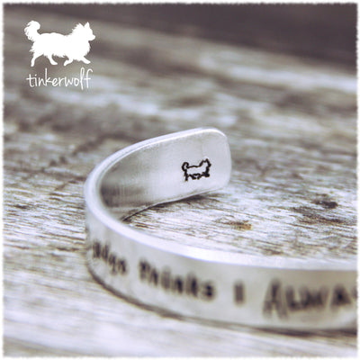Take the best dog home cuff