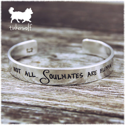 Not all soulmates are human cuff