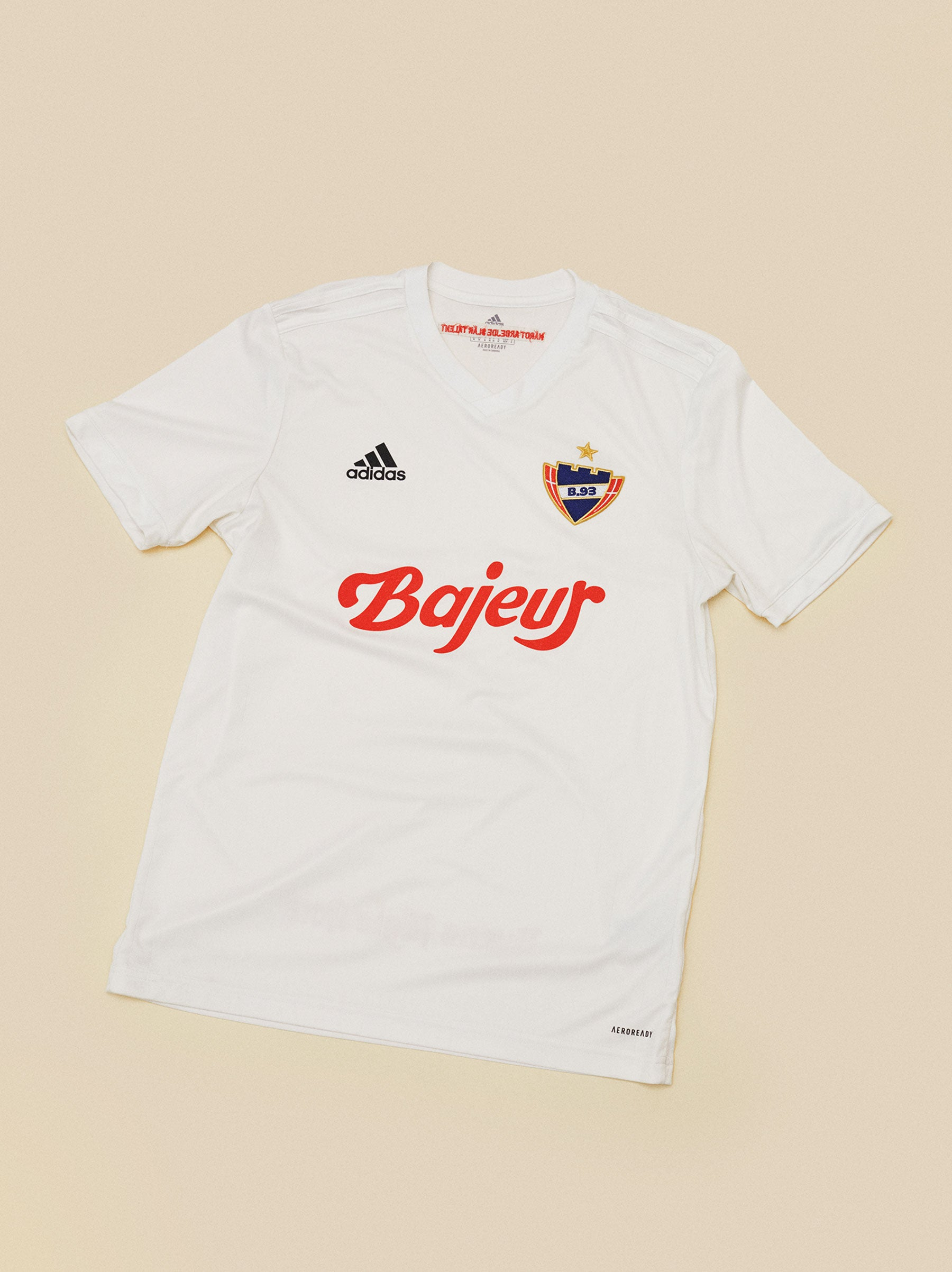 B93 Bajeur<br>Home Jersey