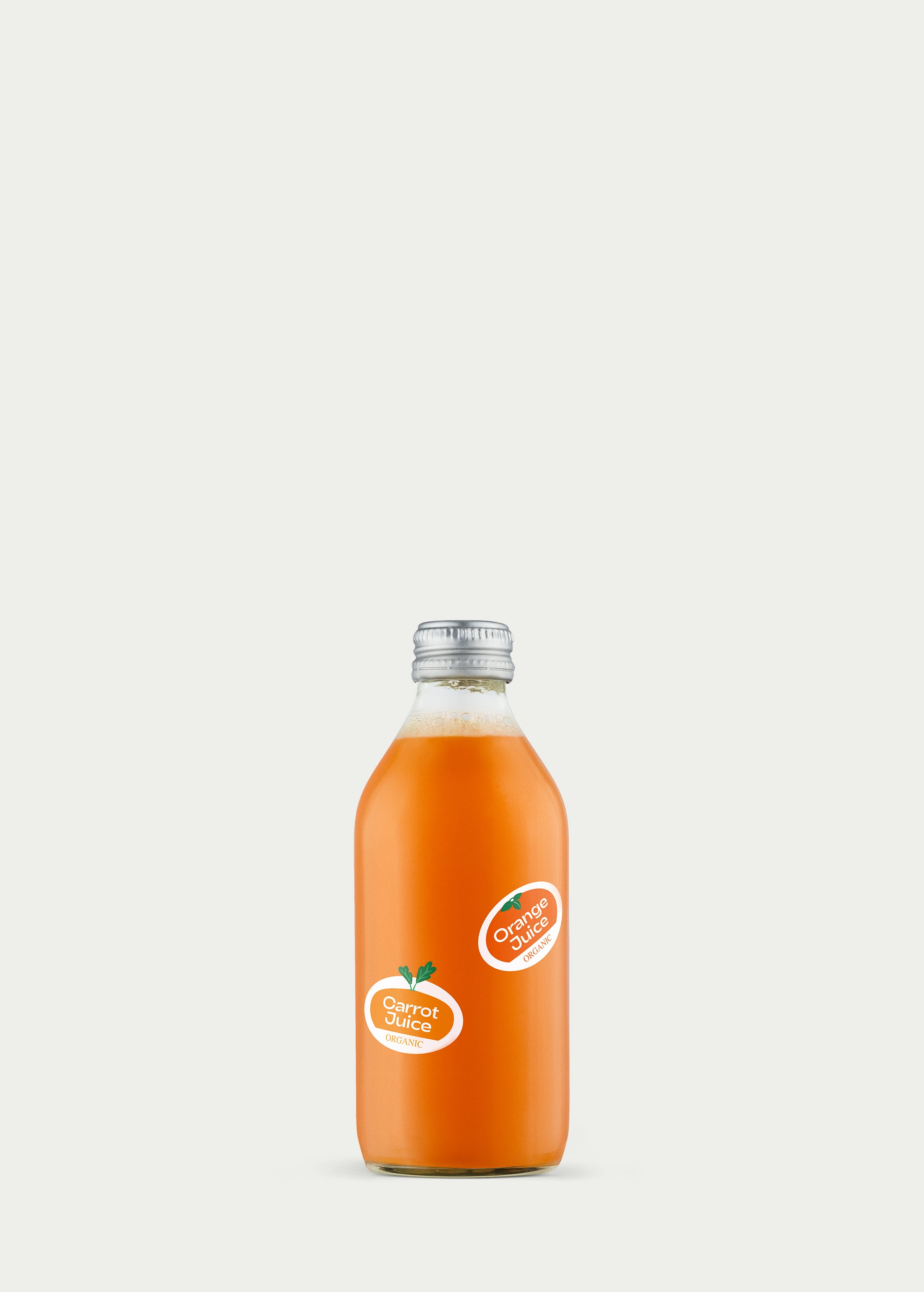 Organic Dep Orange Carrot Juice