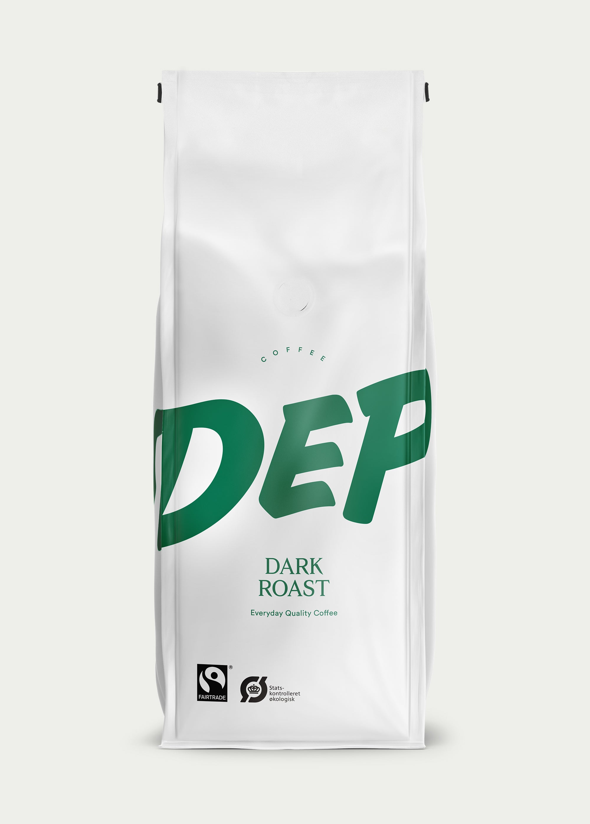 Organic Dep Coffee Whole Beans