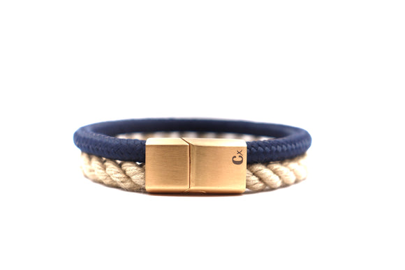 Double Nautical Gold - Cx Handmade