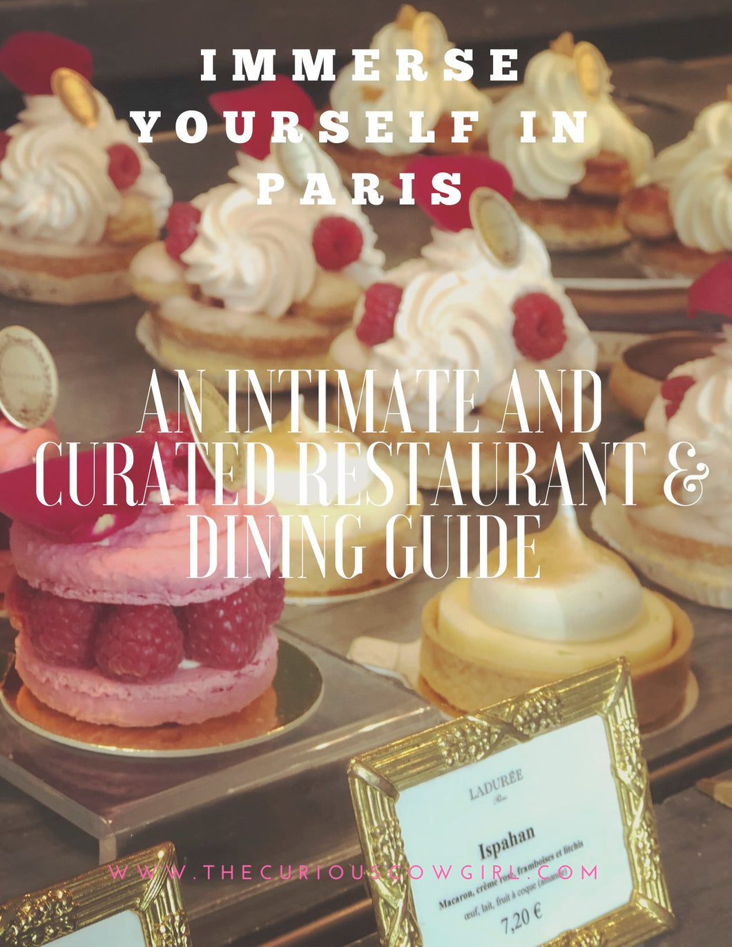 Oui! Dining in Paris:  Restaurants, Chocolate Shops, Tea Rooms and Patisseries