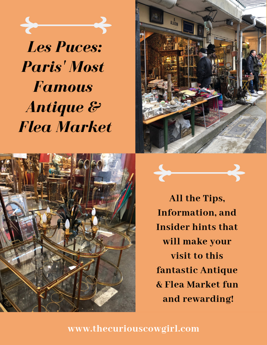 Les Puces....A  Guide to Paris' Largest Flea Market