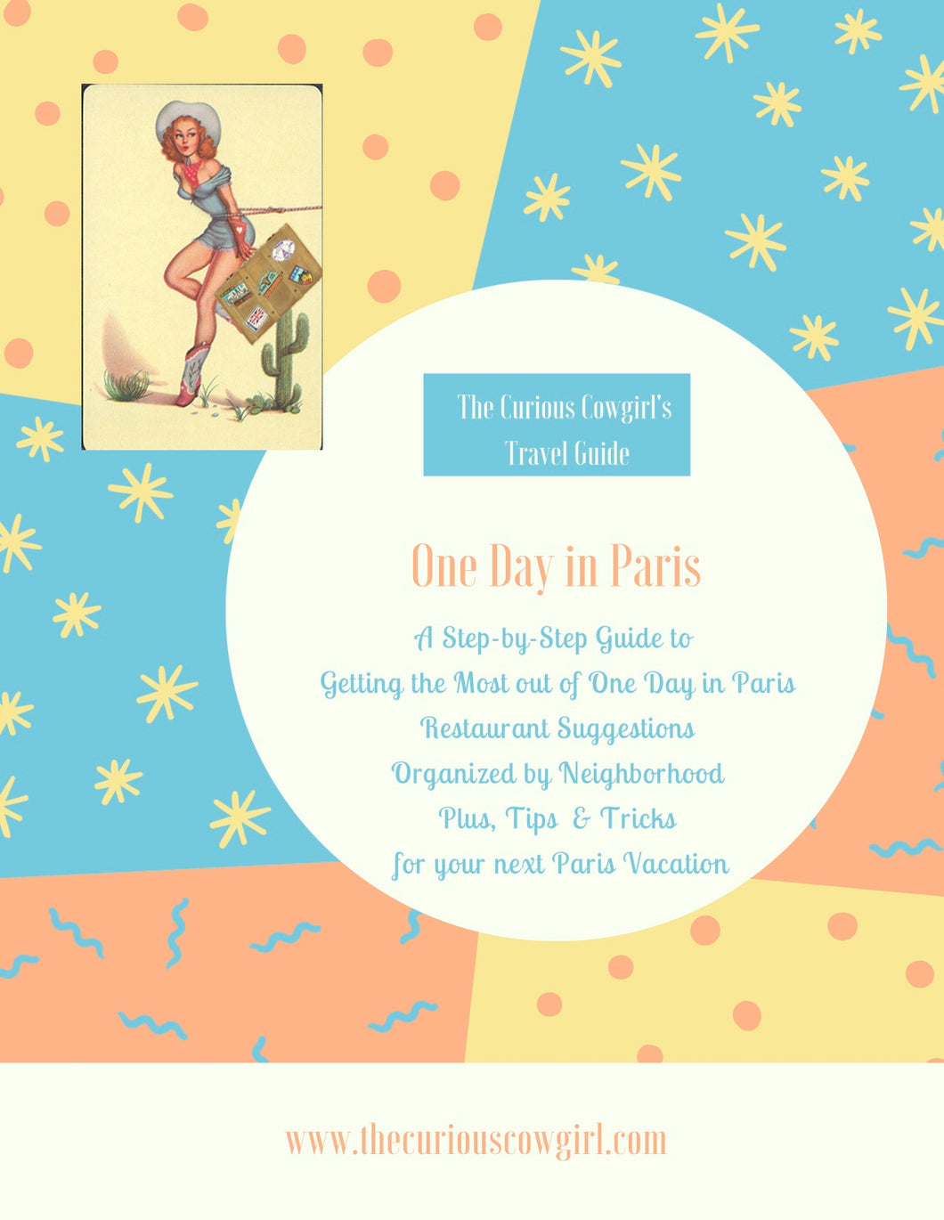 One Day in Paris Guide