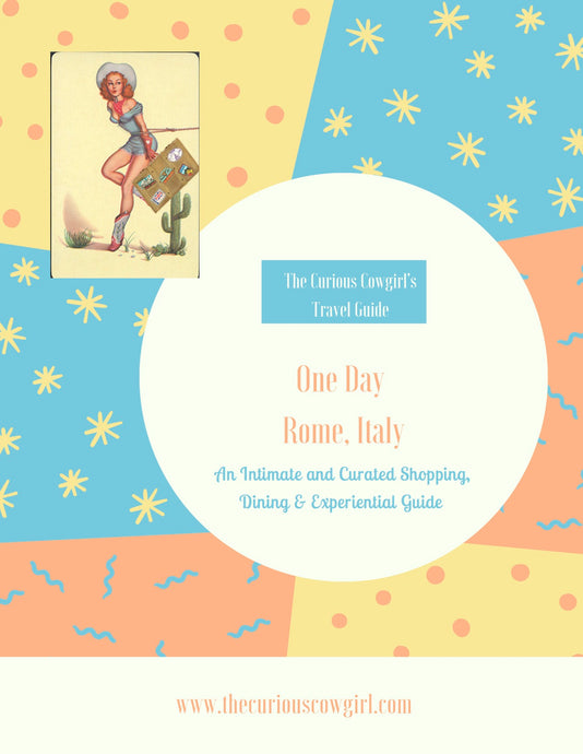 One Day in Rome Guide