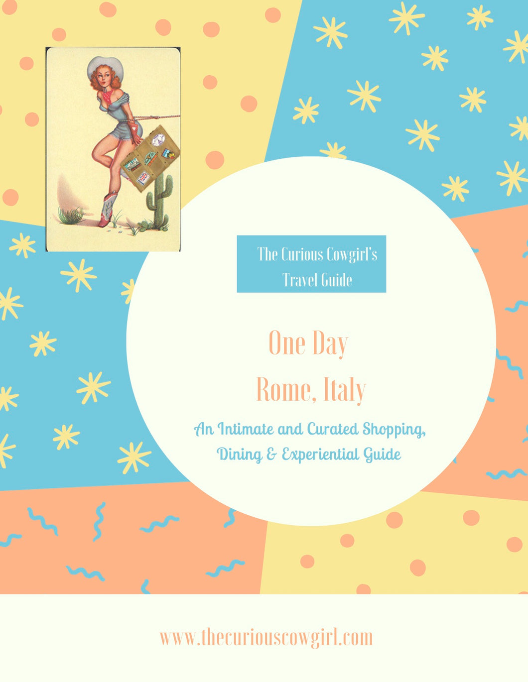 One Day in Rome:  A Curated Itinerary and Guide