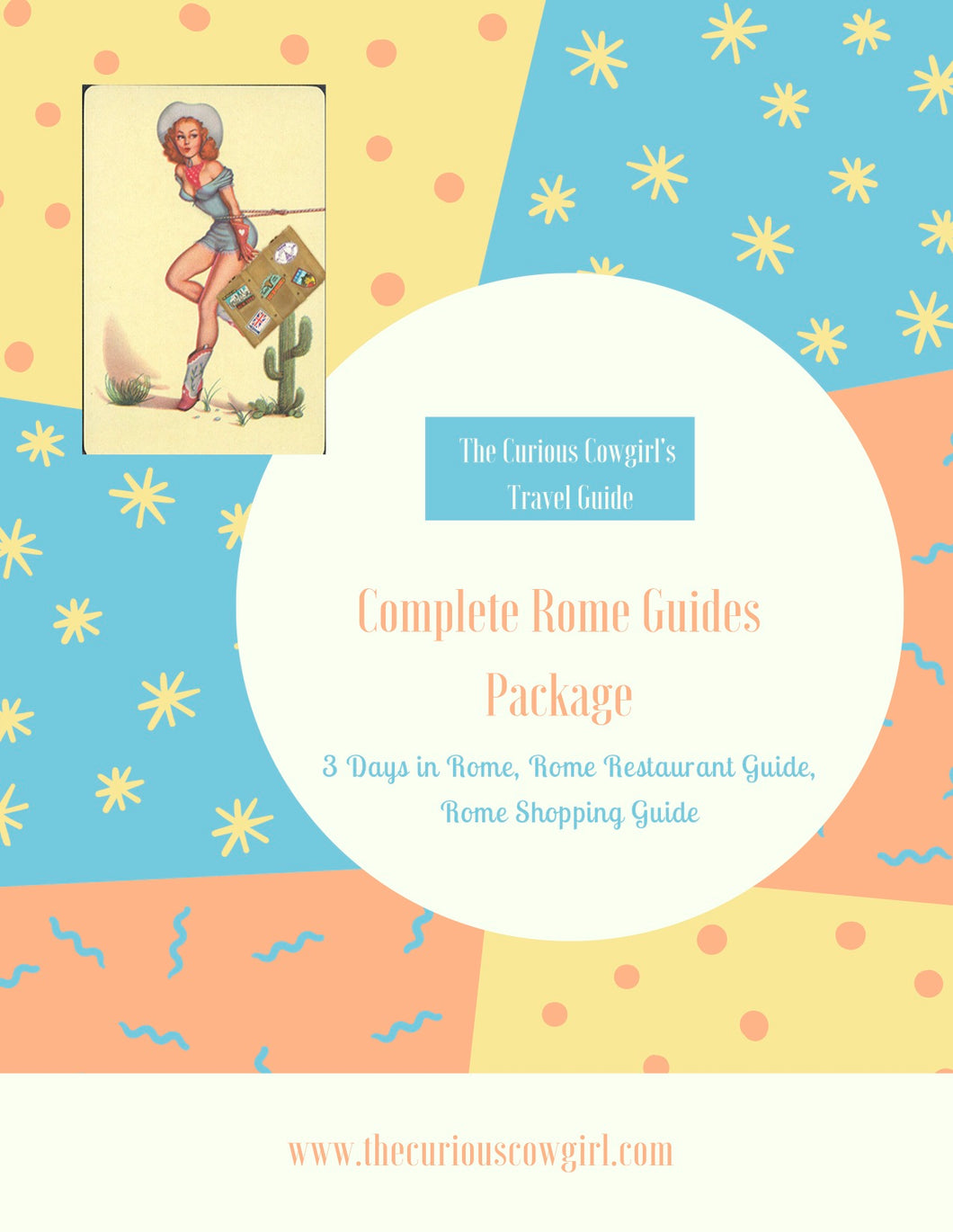 Complete Rome Guides Package