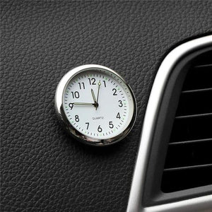 Car Ornament Automotive Clock - Sdise