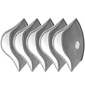 xMask -Mesh Filter Refills - 5pcs Pack