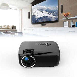 Wifi Bluetooth Mini LED Portable Projector