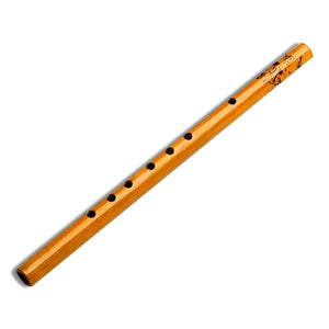 1PC IRIN Chinese Traditional 6 Holes Bamboo Flute - Sdise
