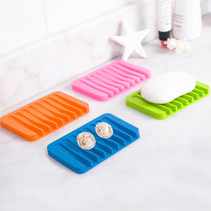 1Pc Creative  Dish Storage Soap Holder