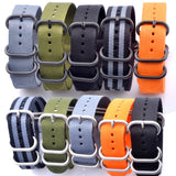 Heavy duty nylon watch straps - Sdise