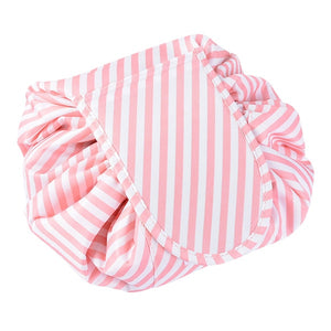 Girl Drawstring Shrink Cosmetic Case - Sdise