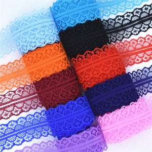 10 yards Lace Ribbon Tape Width 28MM Trim Fabric
