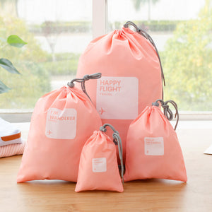 4pcs/lot Set Travel Accessories