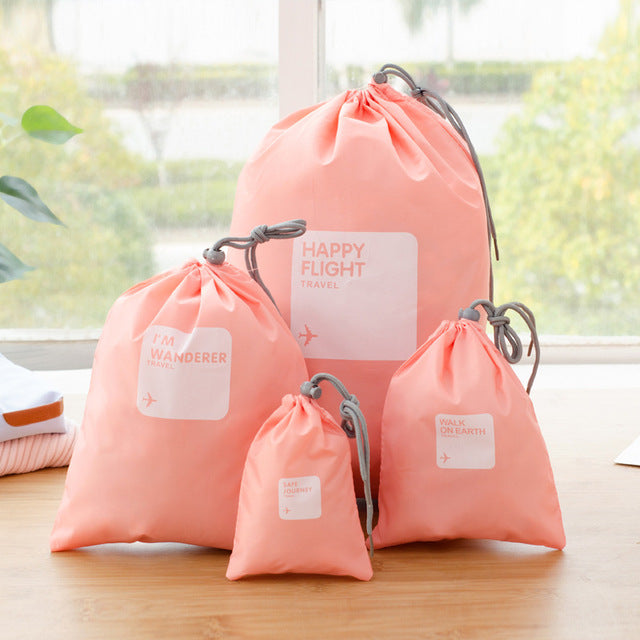 4pcs/lot Set Travel Accessories - Sdise