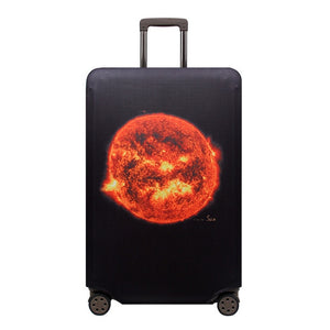 Thicker Travel Suitcase Protective Cover