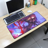 Fate Saber mouse pad 700x300x3mm - Sdise