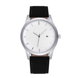 Cancare Men Leather Watch 2019