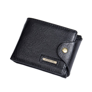 Small wallet men multifunction purse