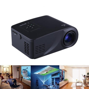 Mini Household HD Miniature LED Projector